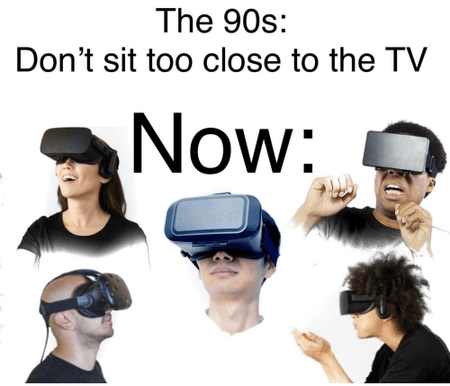 Helmet - The 90s: Don't sit too close to the TV Now:
