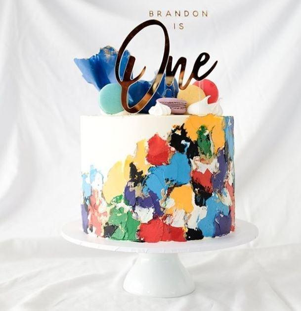 Cake - BRANDON IS