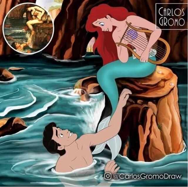Animated cartoon - |CARLOS GROMO O @CarlosGromoDraw