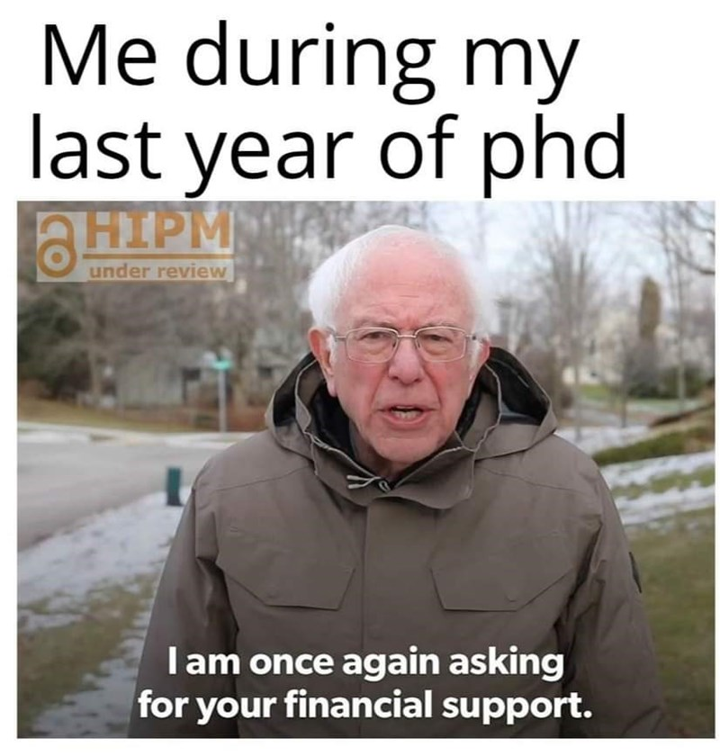 Thirty Phd Memes For The Grad Student Who S Checked The Eff Out