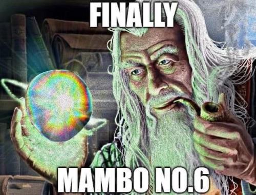Adventure game - FINALLY MAMBO NO.6 R