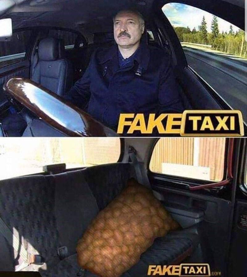 Vehicle door - FAKE TAXI FAKE TAXI cam