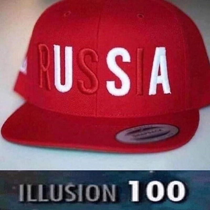 Cap - USSA ILLUSION 100