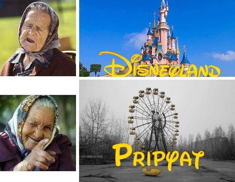 Landmark - D SNEGFAND PRIPPAT