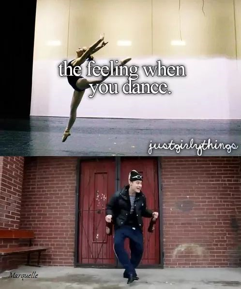 Font - the feeling when you dance. justzirlythingo Marquelle