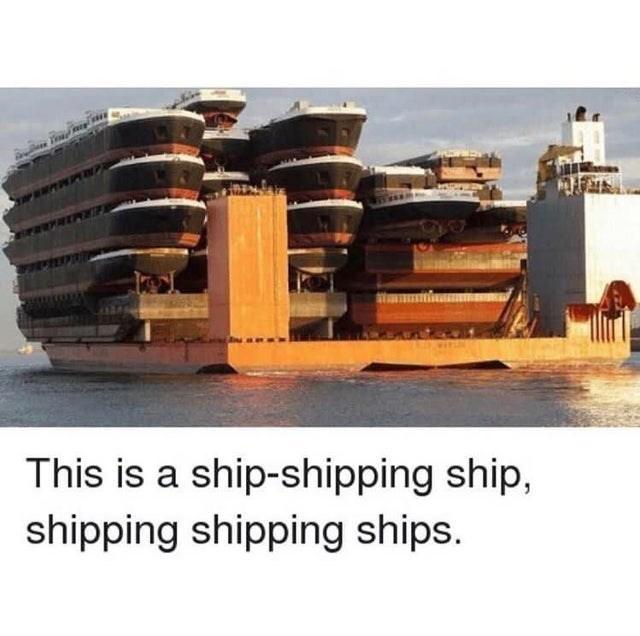 Product - This is a ship-shipping ship, shipping shipping ships.