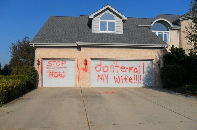 Property - donte-mail MY Wife!! STOP NOw