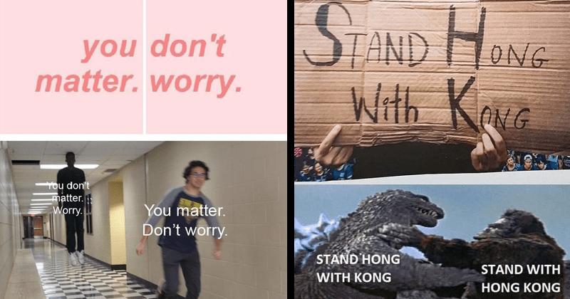 Don't Dead Open inside memes, funny memes, reddit memes, dank memes, walking dead, rick grimes, amc