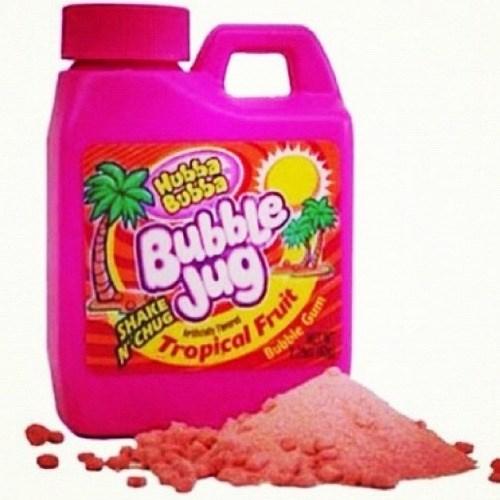 Pink - BU55a Bubble Jug PTOpical Fruit SHAKE NCHUG Bubble Gunt