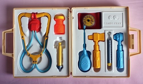 Medical equipment - FISHER PRICE