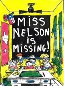 Cartoon - MISS NEL SON is MissING!