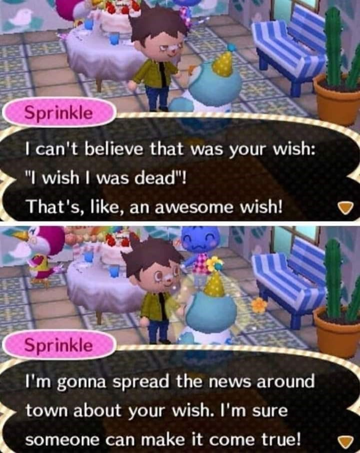 """Cartoon - Sprinkle 