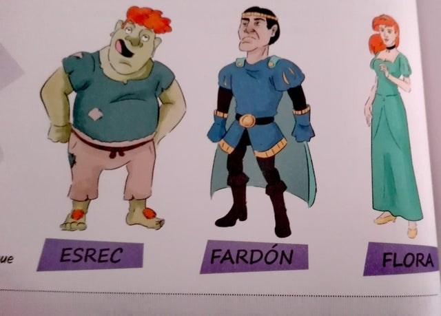 Cartoon - FARDÓN FLORA ue ESREC