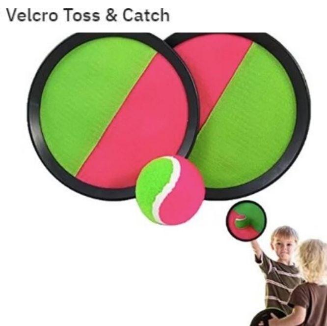 Ball - Velcro Toss & Catch