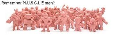 Team - Remember M.U.S.C.L.E men?