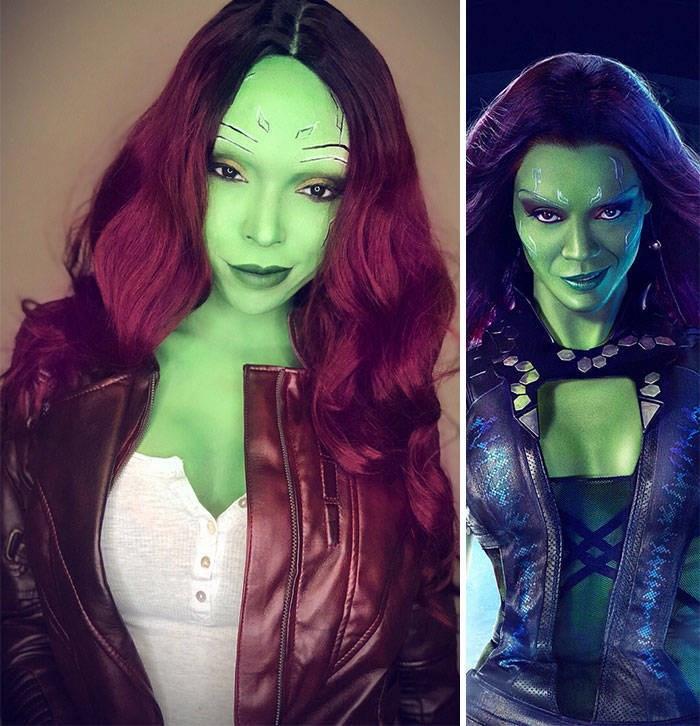 cosplay superheroes amazing cool