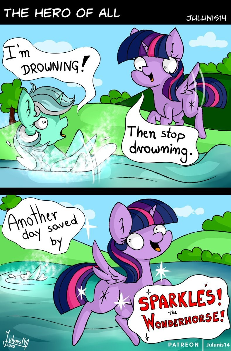 twilight sparkle lyra heartstrings sparkles the wonderhorse julunis14 - 9456162560