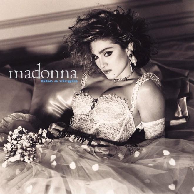 Photograph - madonna like a virgin