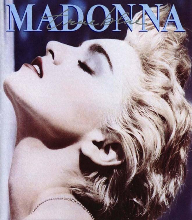 Album cover - MADONNA