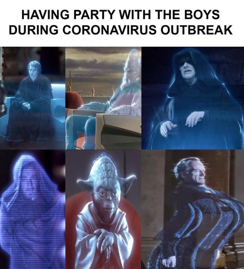 Human - HAVING PARTY WITH THE BOYS DURING CORONAVIRUS OUTBREAK