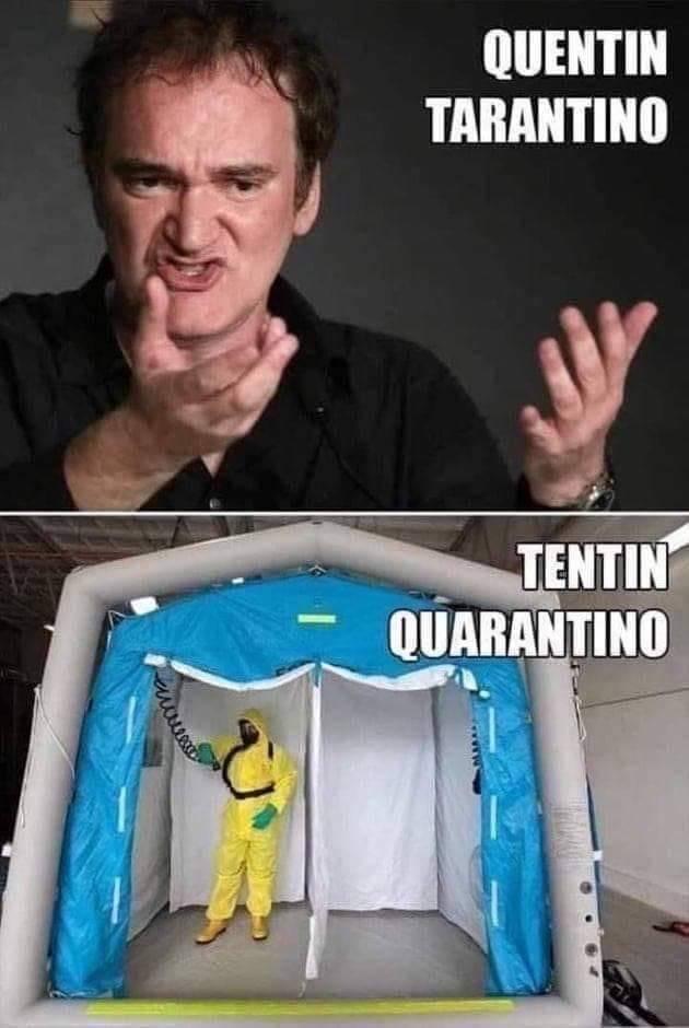 Photography - QUENTIN TARANTINO TENTIN QUARANTINO
