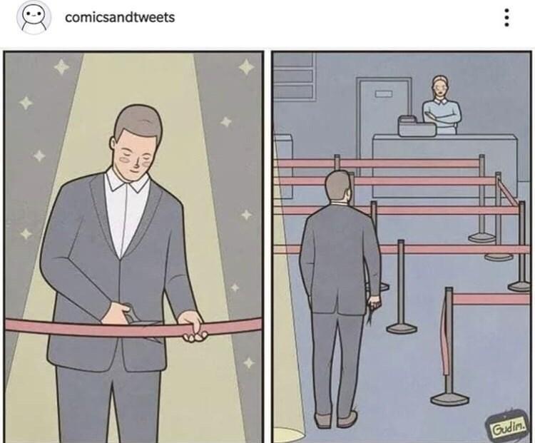 Cartoon - comicsandtweets Gudin