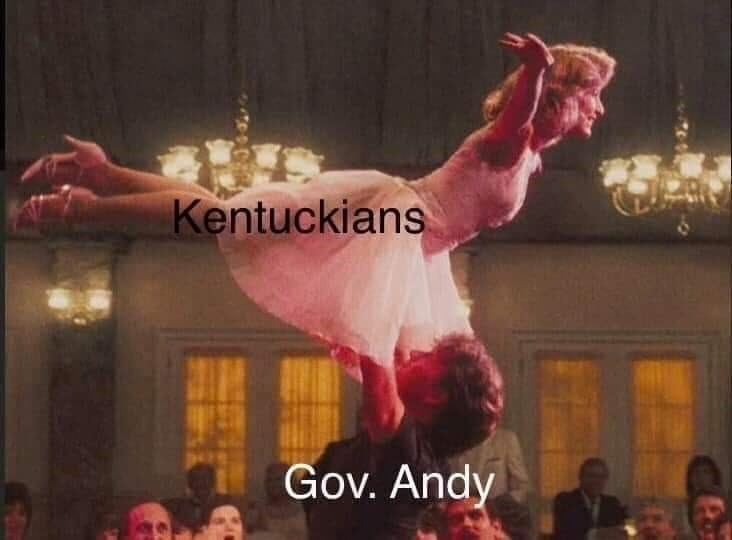 Pink - Kentuckians Gov. Andy