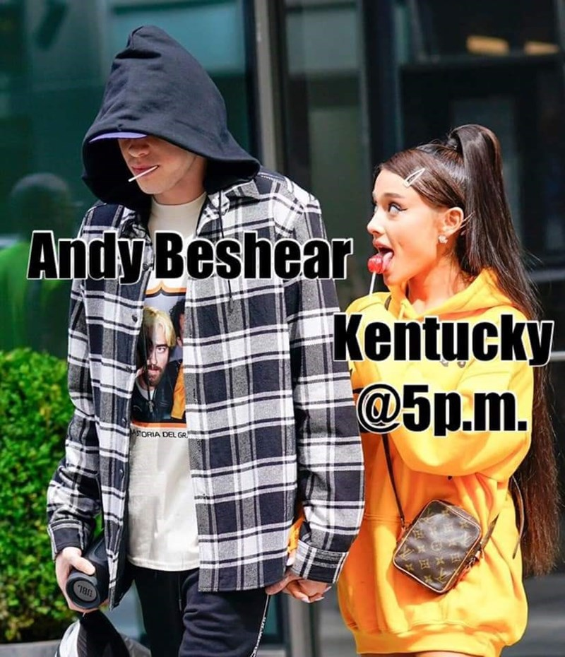 Plaid - Andy Beshear Kentucky @5p.m. MSTORIA DEL GR UBL
