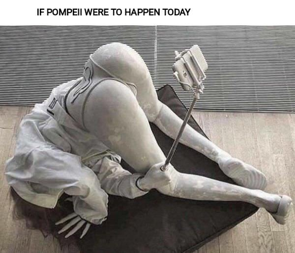 Joint - IF POMPEII WERE TO HAPPEN TODAY