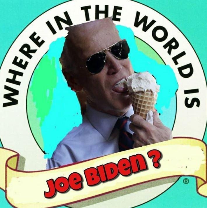 Eyewear - THE RE IN Joe BIDEN? WORLL IS