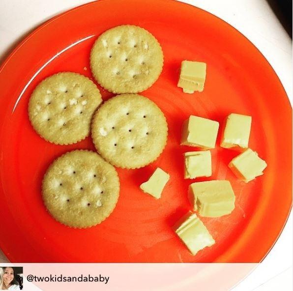 Food - @twokidsandababy