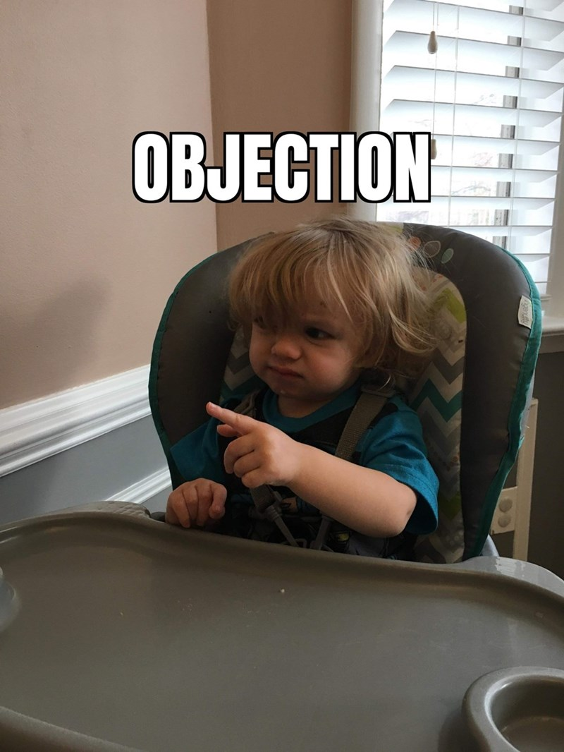 Child - OBJECTION