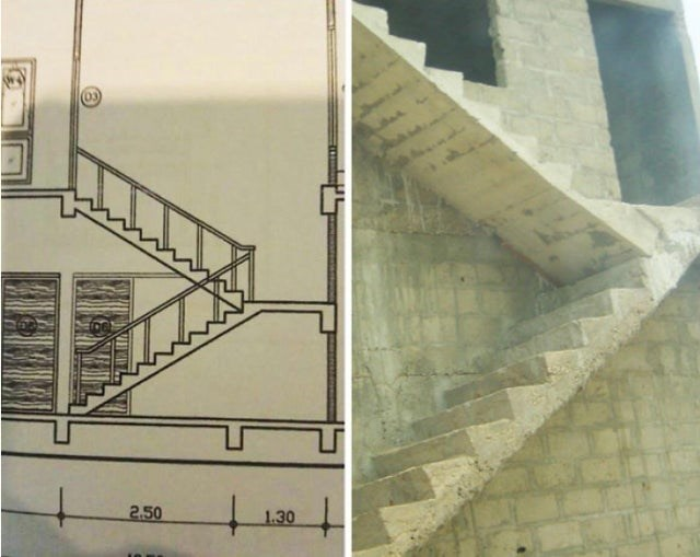 Stairs - 2.50 1.30