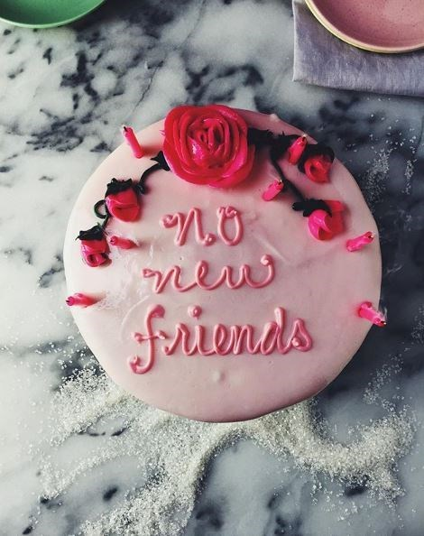 Pink - friend's