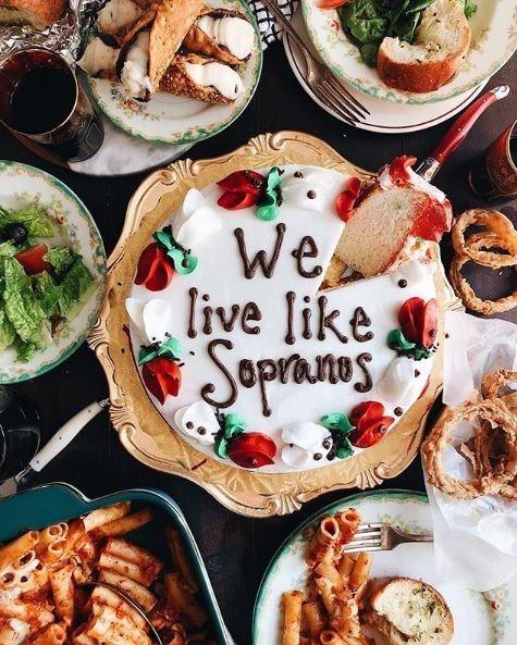 Dish - We live like Sopinanas