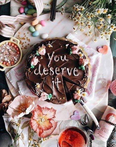 Food - You deserve it ১। ret wt14s: