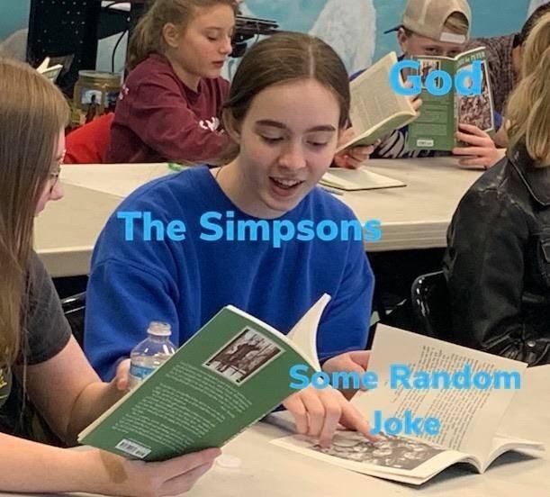 Learning - The Simpsong Some Random Joke