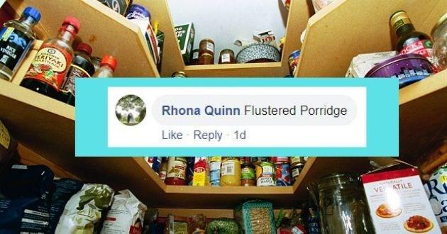 Product - RKE VINIGAR Rhona Quinn Flustered Porridge Like Reply 1d tuKALLY VE ATILE ufn.