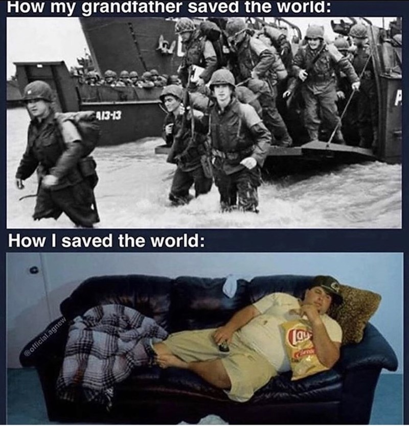 Photography - How my grandfather saved the world: A13-13 How I saved the world: @official.agnew