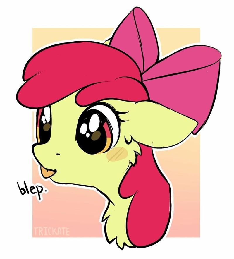 blep apple bloom trickate - 9461980160