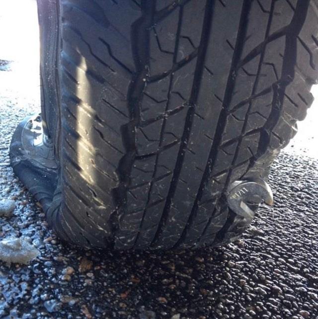 Tire - P1/11