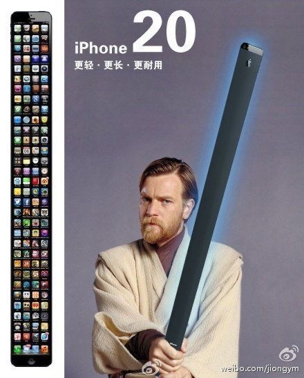 Technology - 20 iPhone 更轻,更长,更耐用 weibo.com/jiongym