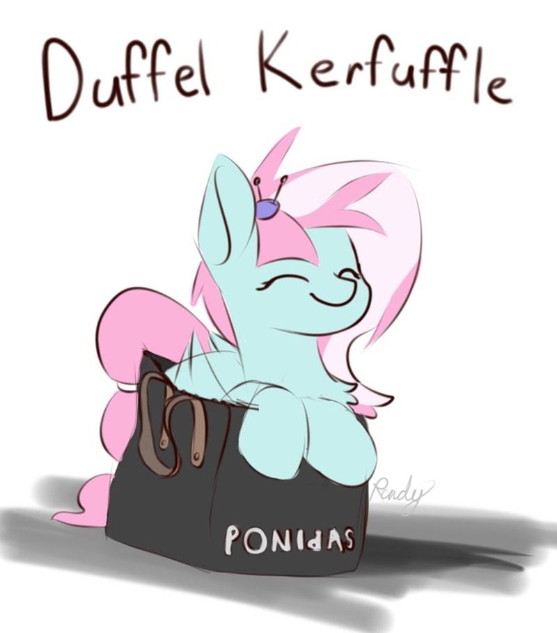 kerfuffle render point acting like animals - 9464713216