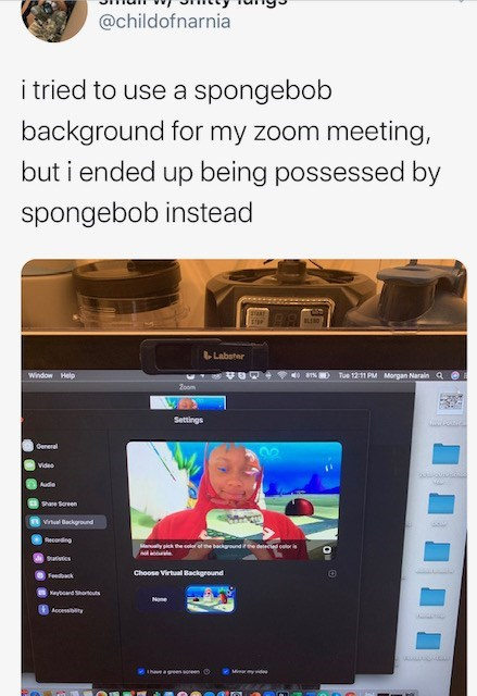 Crafty Twitter Users Show Off Their Funny Creative Zoom