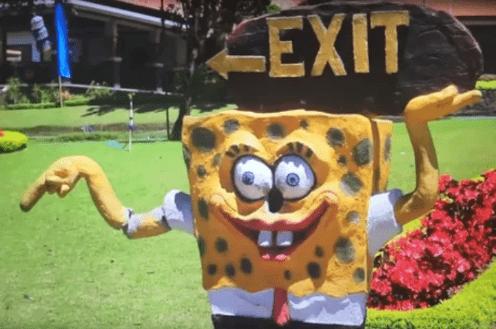 Mascot - EXIT