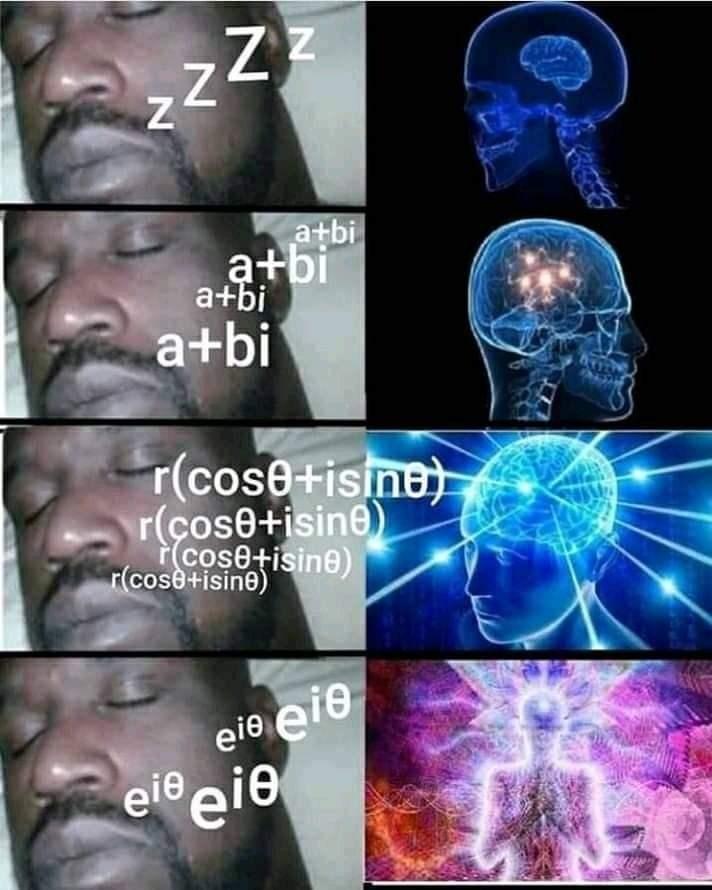 Head - ZZ a+bi a+bi a+bi a+bi r(cos8+isine) r(cose+isine) rcosetisine) r(cose+isine) eie eie eie eie