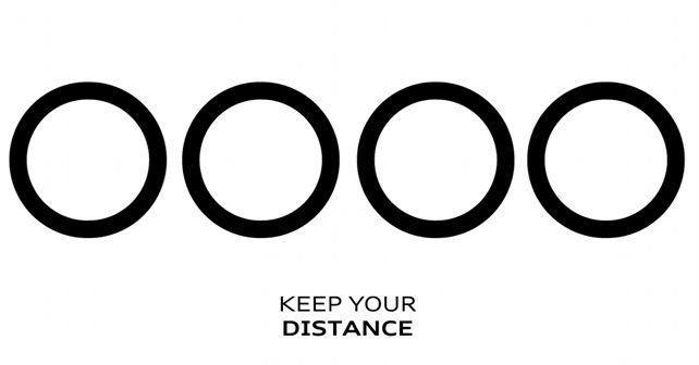 Font - O0OO KEEP YOUR DISTANCE
