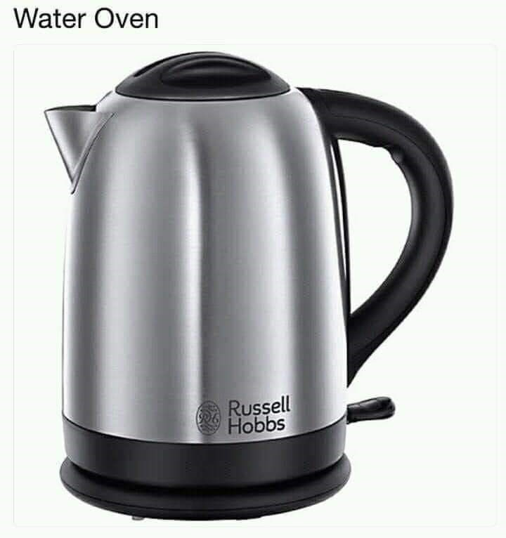 Kettle - Water Oven Russell Hobbs