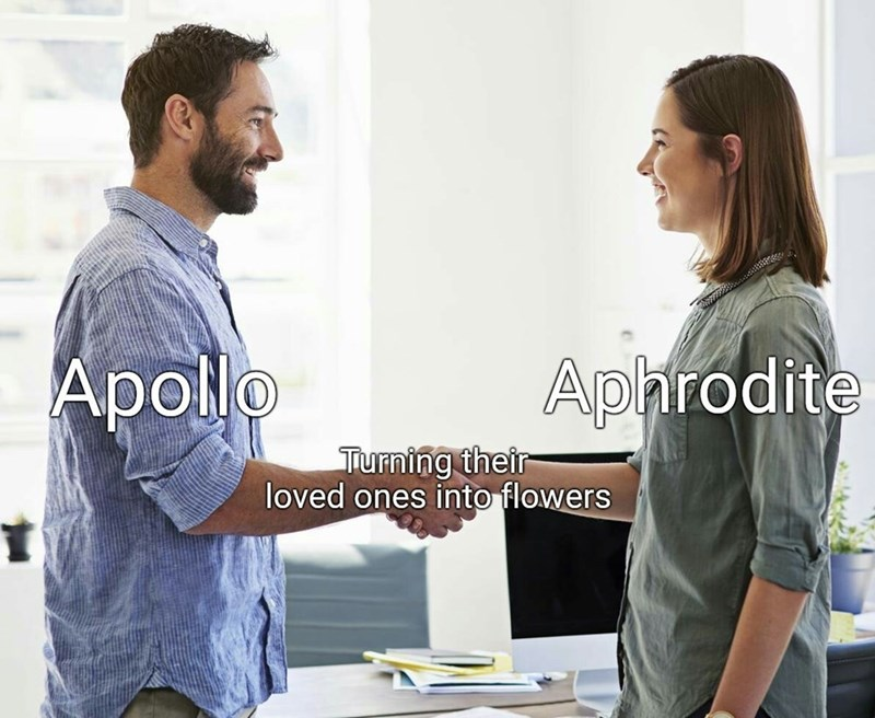 Product - Apollo Aphrodite Turning their loved ones into flowers