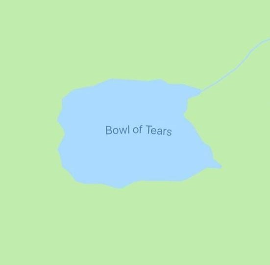 Blue - Bowl of Tears